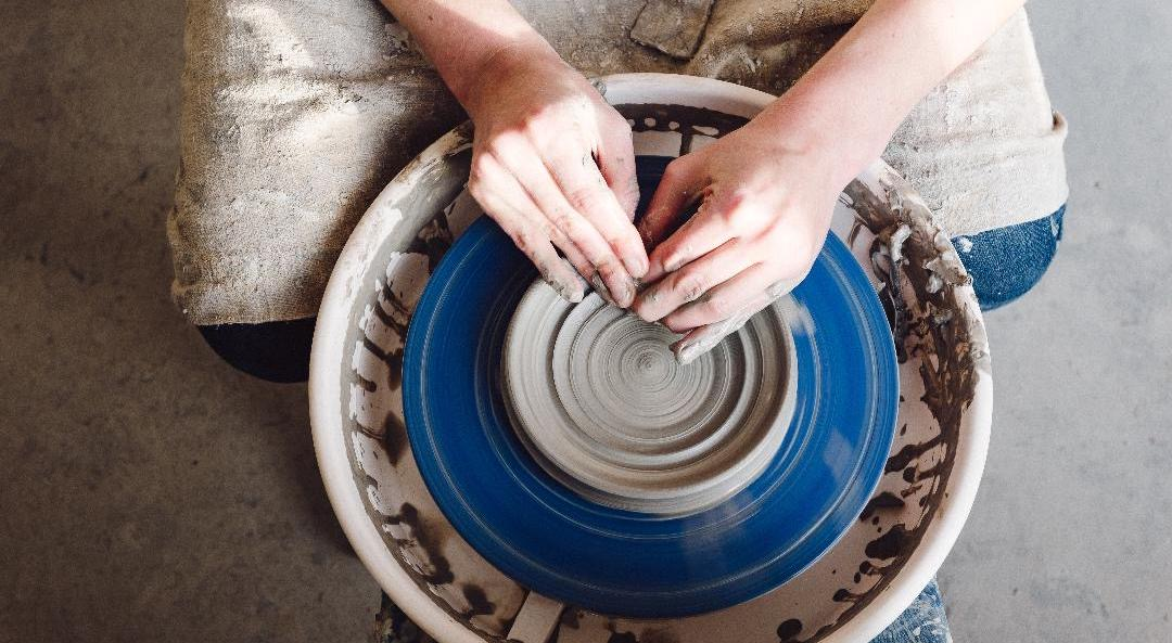 Pottery Wheel Clay Summer Camp Week 1 Fire Me Up